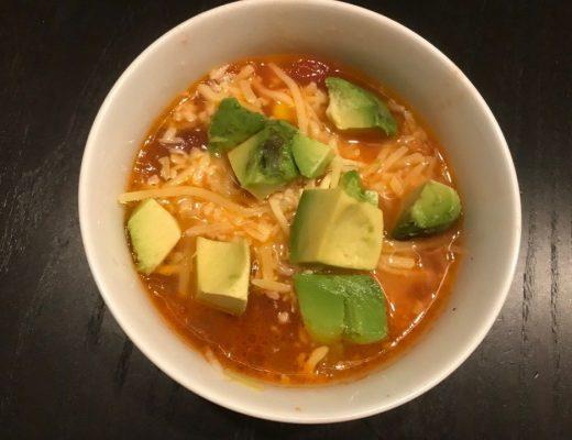 { Recept } | Mexicaanse soep - kidsproof