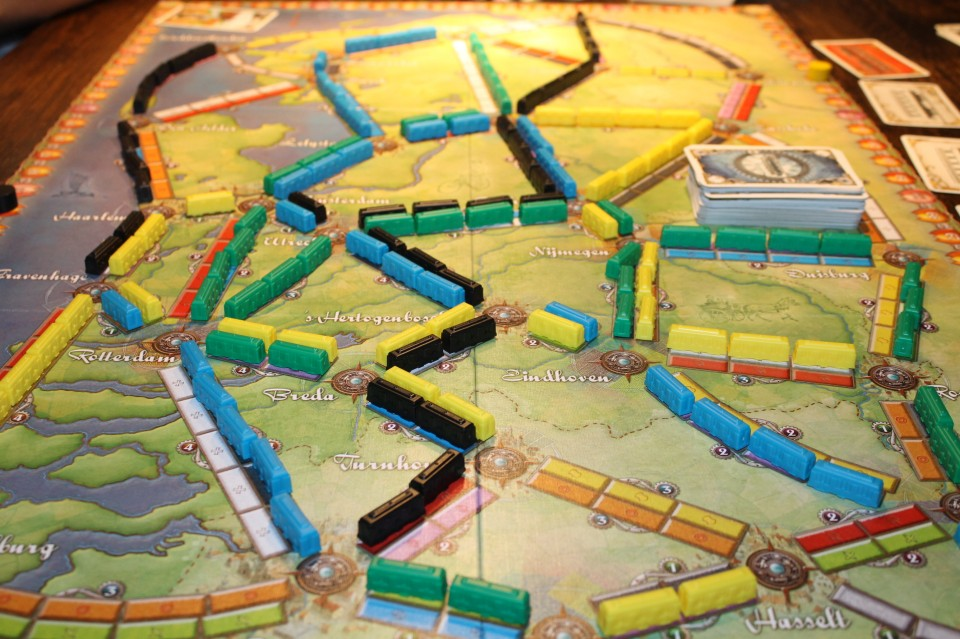 Ticket to Ride nederland review