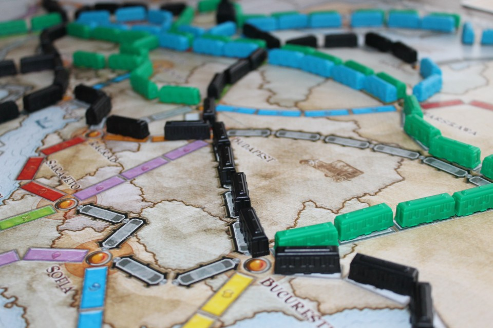 Ticket to Ride Europe ervaringen en review