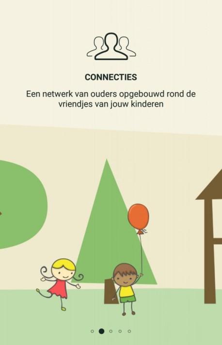 PARC App voor spelen kinderen
