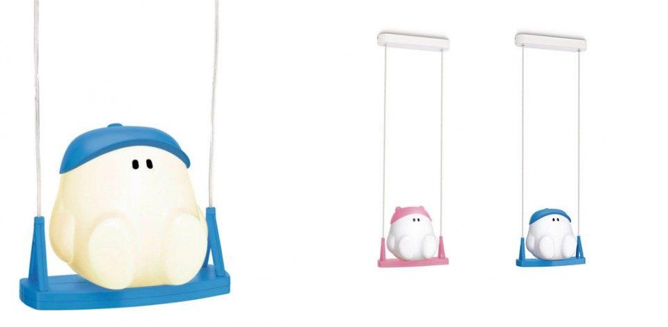 `Buddy Swing kinderlamp Philips