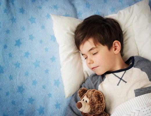 Kinderlampen om heerlijk bij weg te dromen
