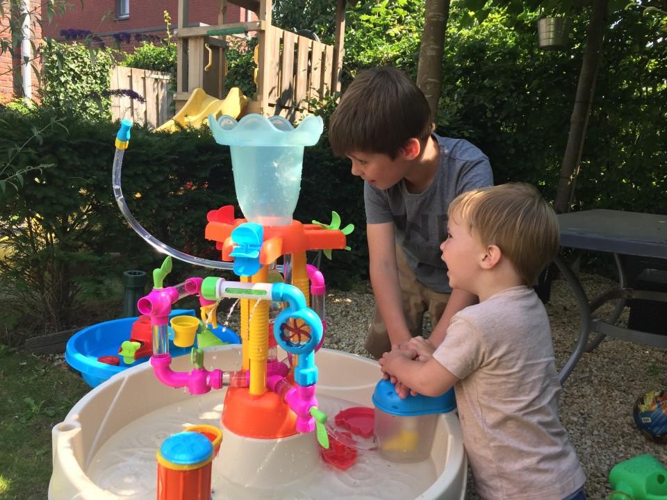Little Tikes Fountain Factory Watertafel