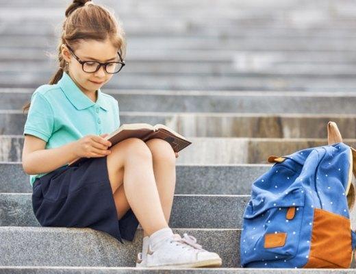 schoolrugzak rugzak helpen met school