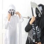 5 griezelige Halloween outfits voor kinderen