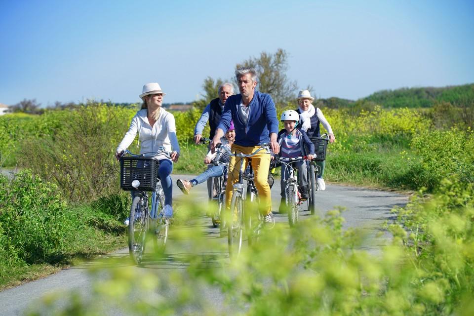 fietsen vakantie