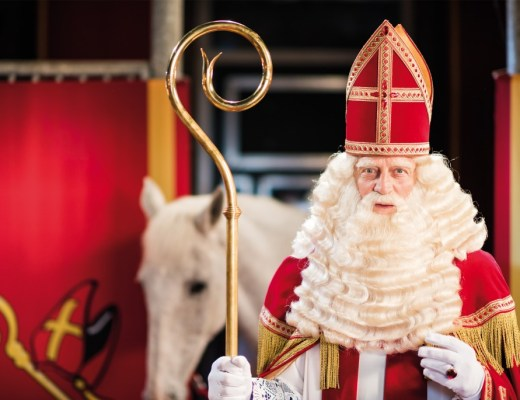 Video van Sint 2018 magie