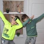 Daan's & Jesse's outfits | Quapi: stoer en kleurrijk de winter in!