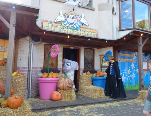 halloween bij de julianatoren