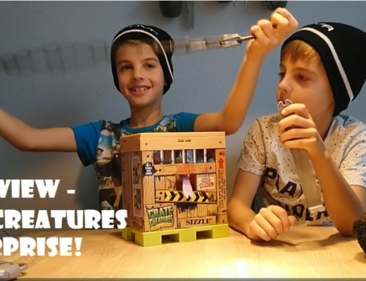 crate creatures surprise review unboxing