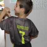 Over jongens, voetballen en Ronaldo
