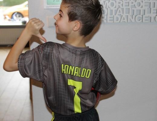 ronaldo voetballen