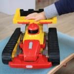 { Review } | Little Tikes RC Dozer Racer