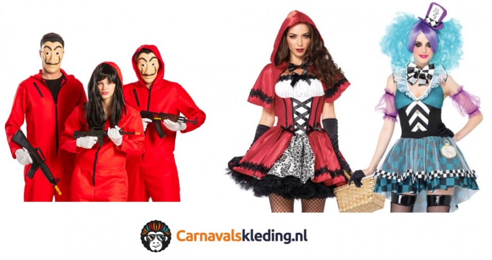 Carnavalsoutfits 2019