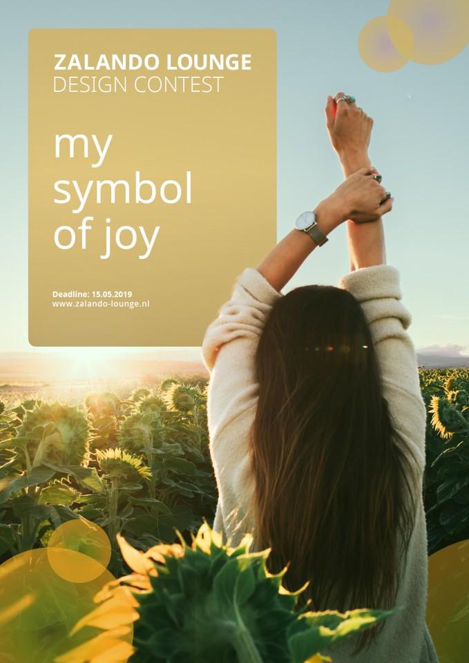 My Symbol of Joy | Ontwerp je eigen tas en win! Go or No Go