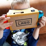 { Review } | Nintendo Labo VR-pakket: voor super coole kids!