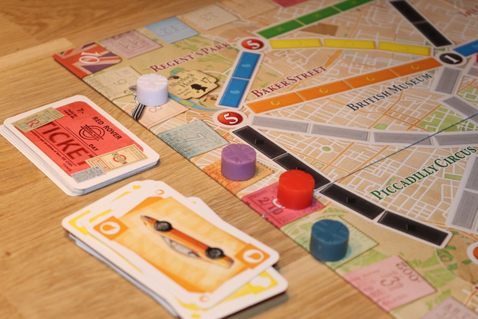 spel ticket ride