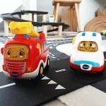 { Review } | De nieuwste V-Tech Toet Toet auto's