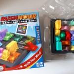 { Review } | Rush Hour: verslavend leuk denkspel