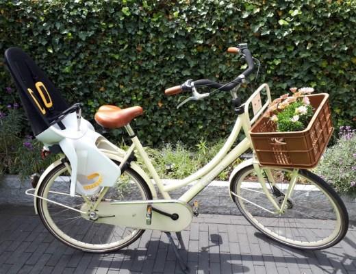 qibbel air fietsstoeltje licht