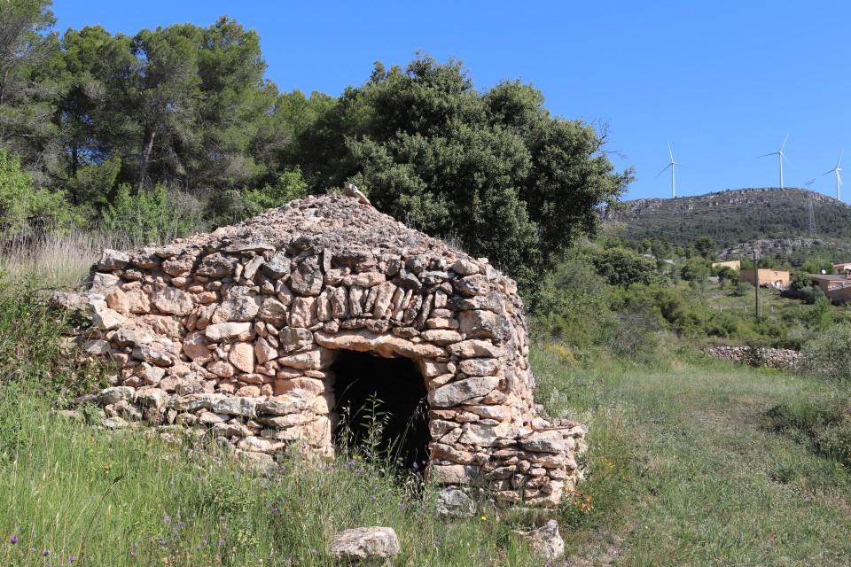 dry stone house costa dorada