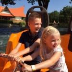 Is Avonturenpark Hellendoorn leuk met warm weer?