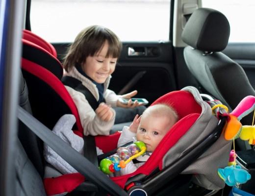 Inpaklijst autovakantie met een baby - wat neem je mee?