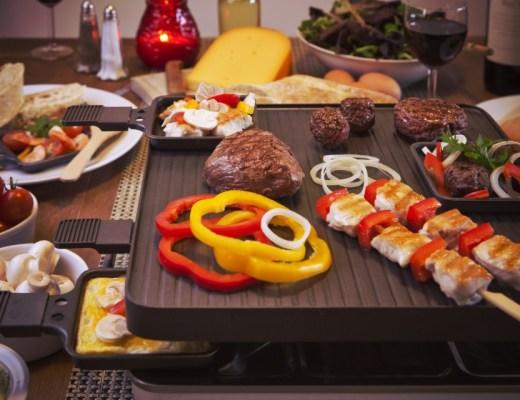 Gourmetten met kinderen: kindvriendelijke gourmet gerechten