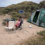 5x waarom kamperen met grote kinderen in een tent leuk is