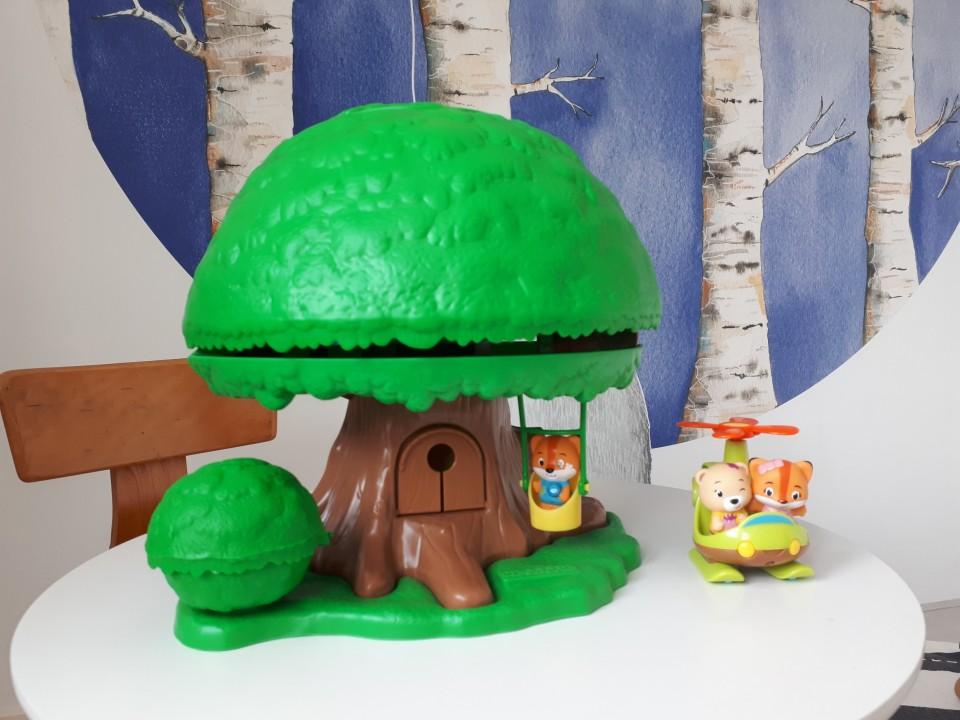 Speelgoed uit de Klorofil wereld magische speelboom