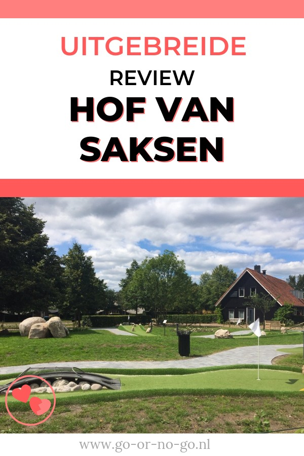 Uitgebreide review van het prachtige bungalowpark Hof van Saksen