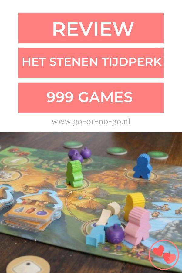 het stenen tijdperk review 999 games