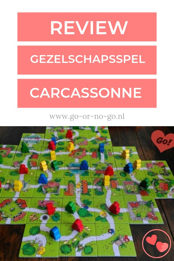 Onze review van Carcassonne Junior van 999 Games.