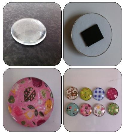 zelf magneten maken