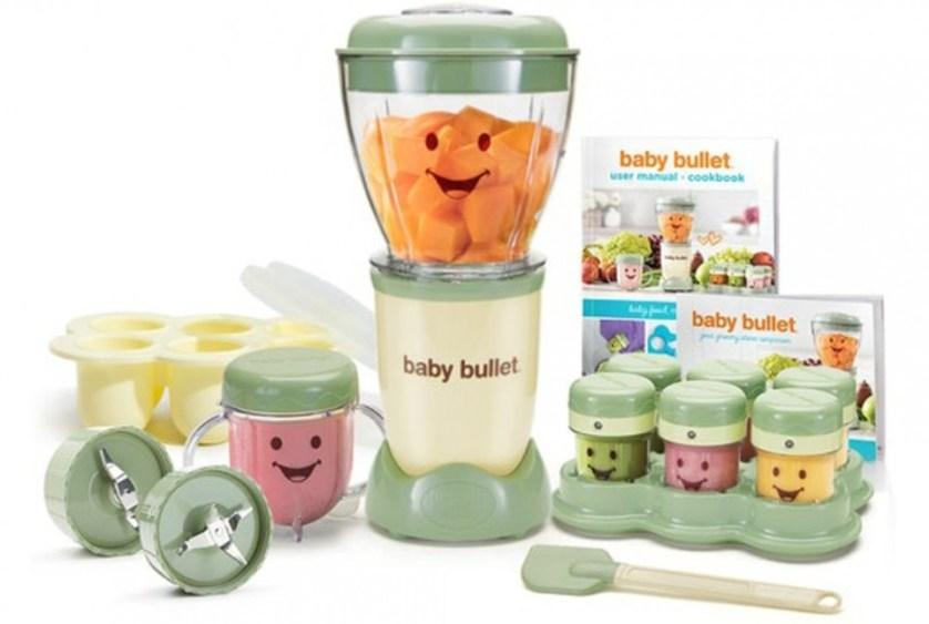 zelf babyvoeding maken bullet