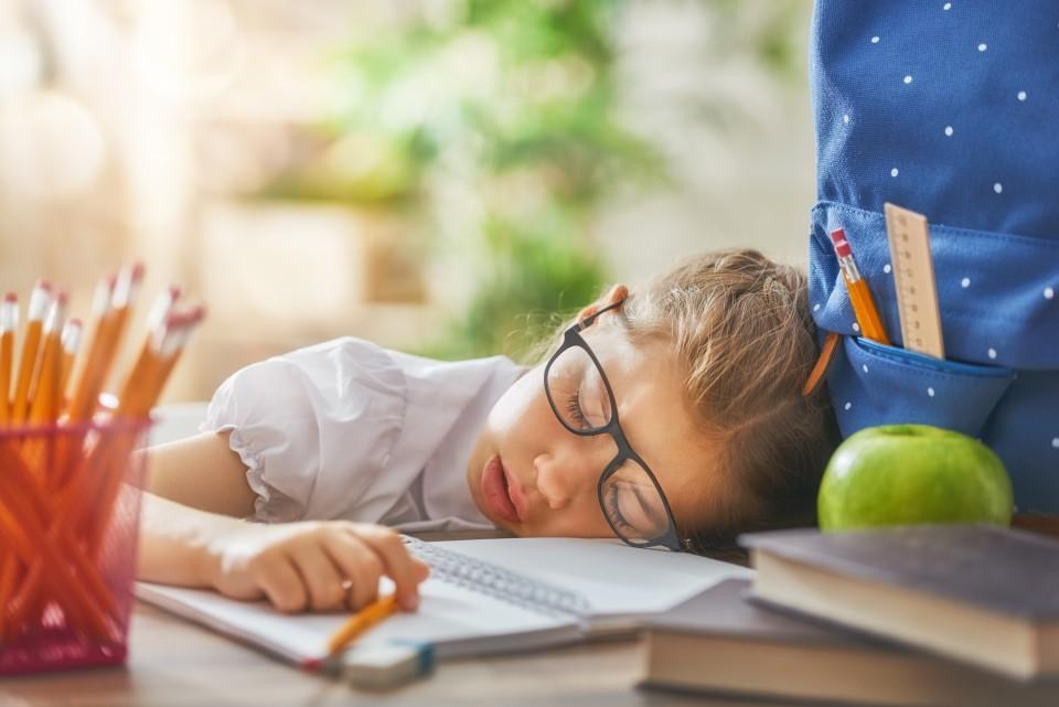 Je kind tijdens de eerste schoolweek