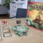 { Review } | Coöperatief spel Menara van 999 Games