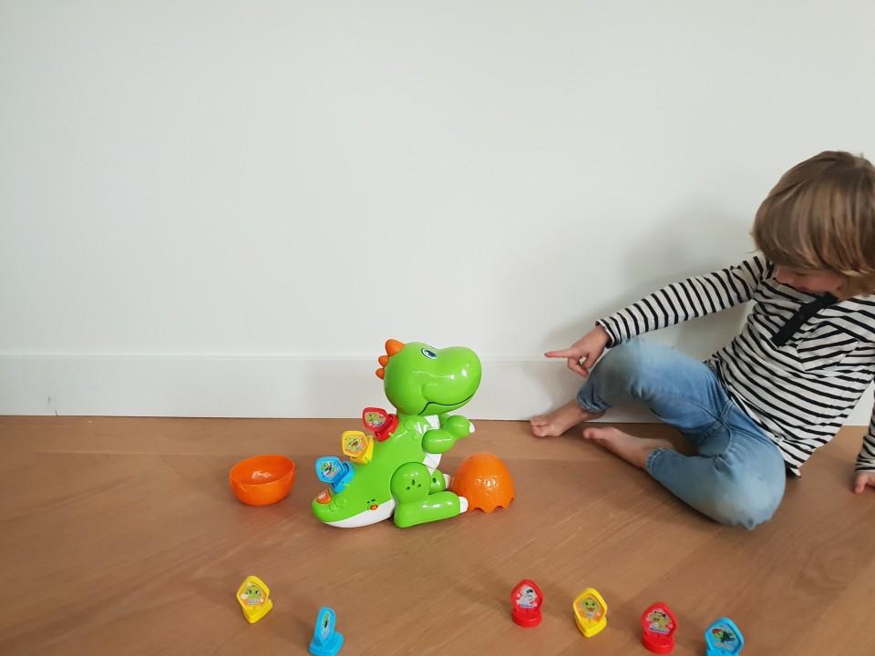 { Review } | Codi mijn Robodino van VTech