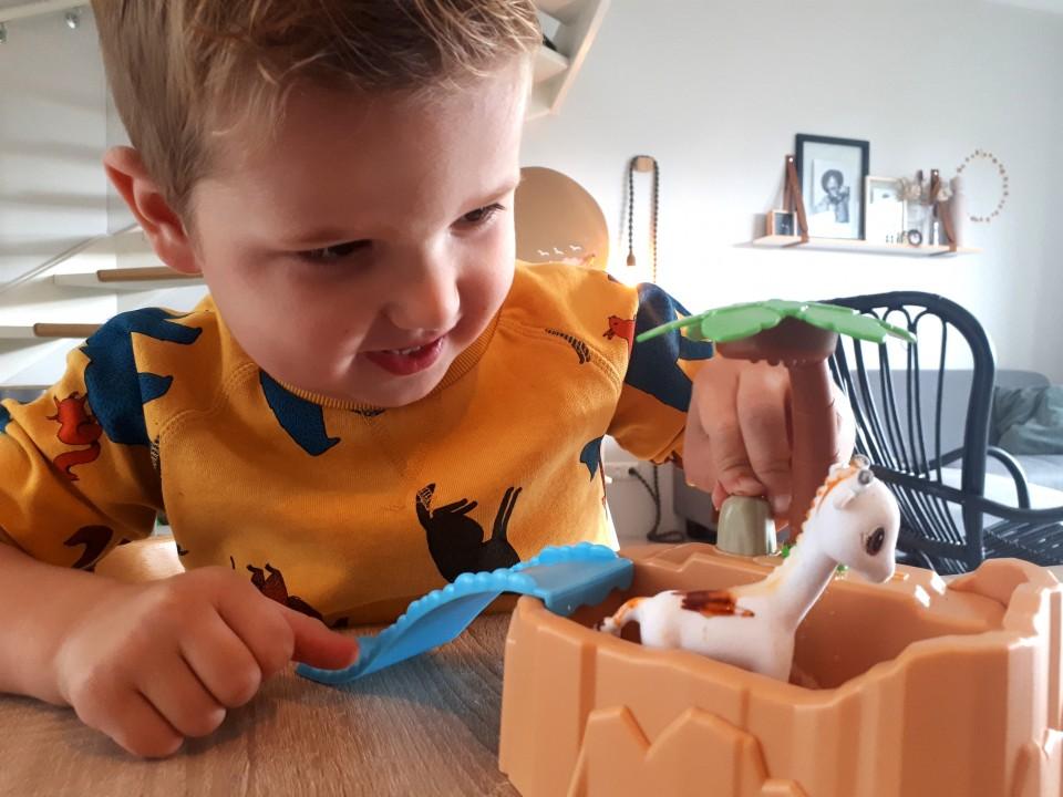 { Review } | Washimals Safari Set van Crayola