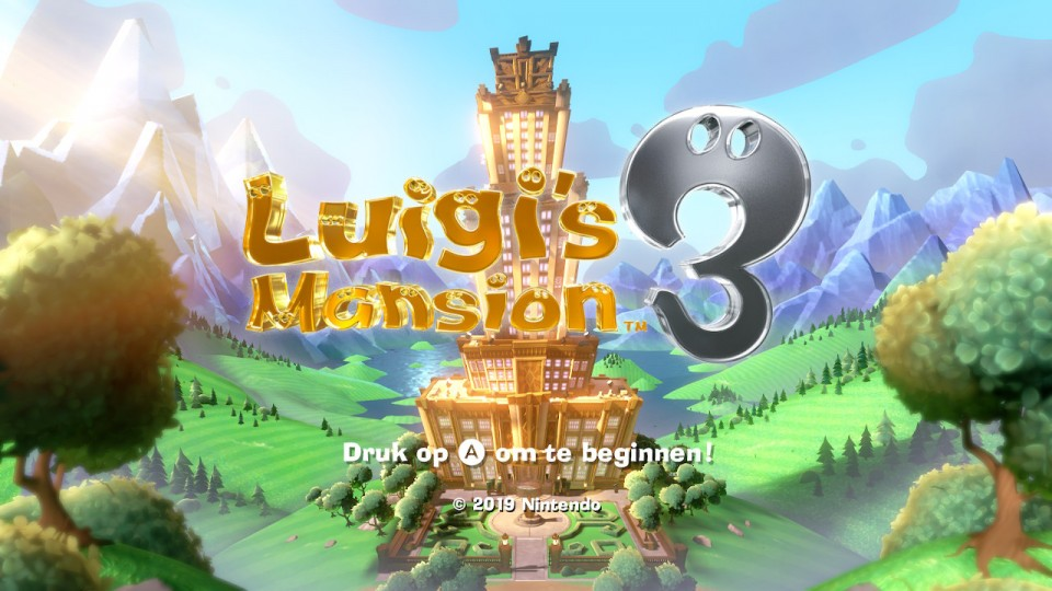 review | Luigi's Mansion 3 voor de Nintendo Switch