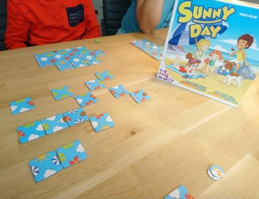 { review } | Sunny Day van Asmodee