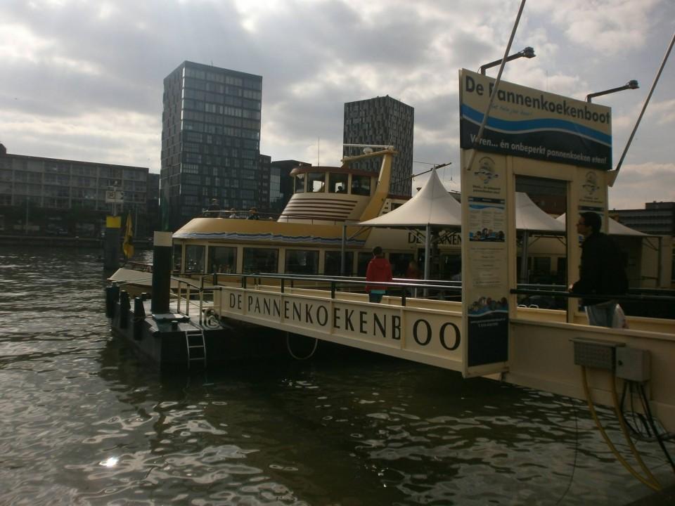 De pannenkoekenboot in Rotterdam: Go or No Go?