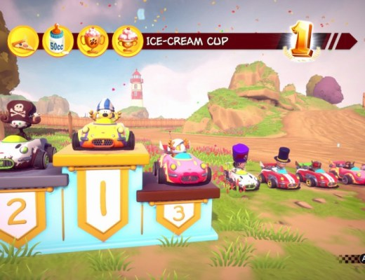 { Review } | Garfield Kart Furious Racing voor de Nintendo Switch