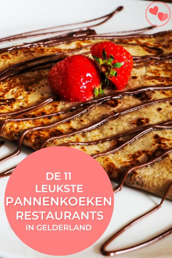 In dit artikel laat ik je de lekkerste en leukste pannenkoekenrestaurants van Gelderland zien. Ben je benieuwd? Lees dan snel verder!