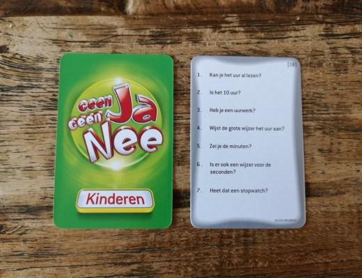 { Review } | Spel: Geen Ja Geen Nee