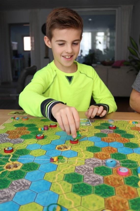 bordspel luiaard leuk voor kind 10 jaar