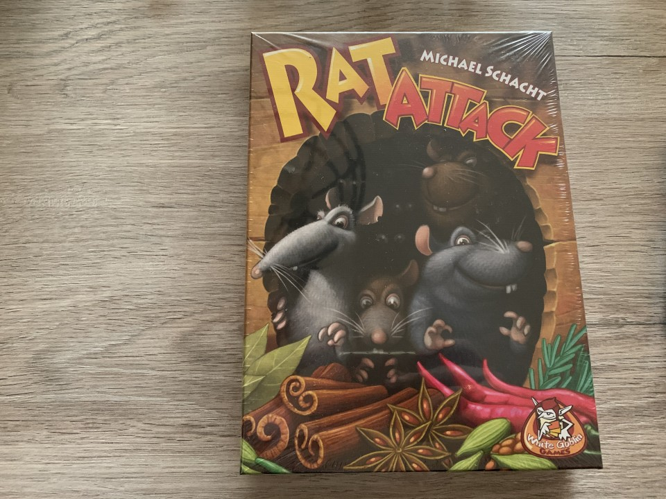 review het spel Rat Attack