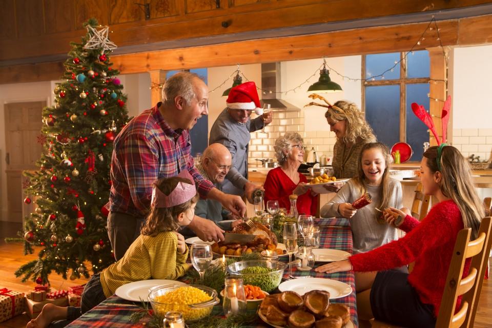 5 manieren om te dineren tijdens Kerst