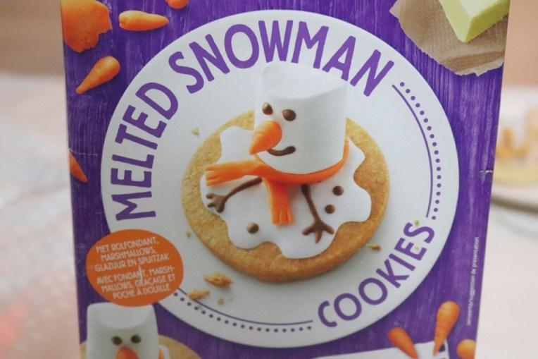 sneeuwpop koekjes Lidl maken