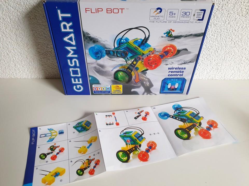 magnetisch speelgoed motor